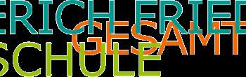 Das Logo der Erich-Fried-Gesamtschule