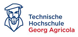 Das ist das Logo der Technischen Hochschule Georg Agricola in Bochum