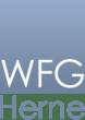 Das Logo zeigt die Wirtschaftsförderungsgesellschaft Herne