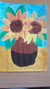 6c Sonnenblume