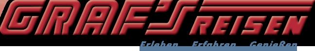 Logo der Firma Graf's Reisen