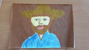 Bildnis von Vincent van Gogh