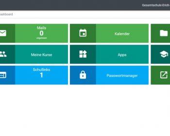 Das Bild zeigt die Oberfläche des Programms MNSproCloud von Microsoft