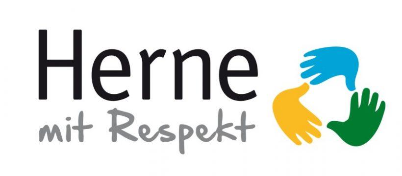 Logo Herne mit Respekt